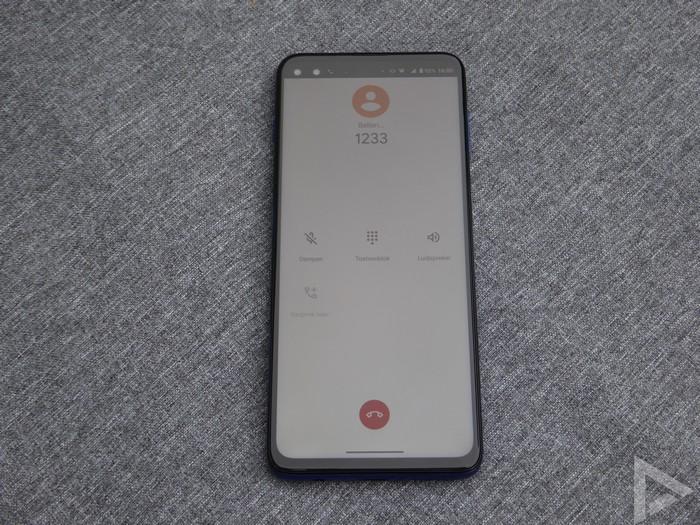 Moto G 5G Plus bellen