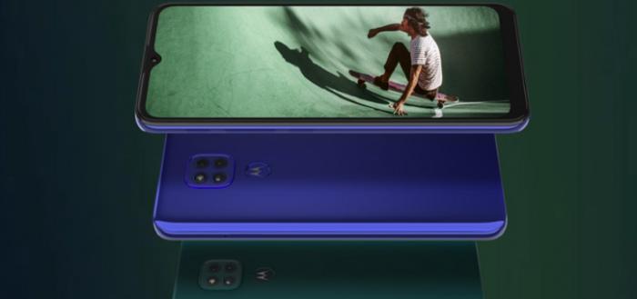 Moto G9 Play aangekondigd en direct te koop: betaalbaar en prima uitgerust