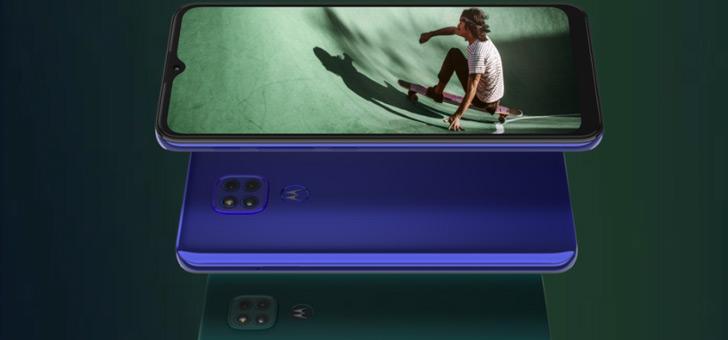 Moto G9 Play header
