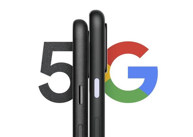 Pixel 4a 5G - Pixel 5 teaser