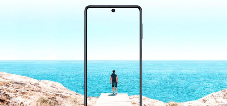 Samsung presenteert Galaxy M51 met enorme accu voor schappelijke prijs