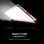 Samsung Galaxy Z Fold 2 aankondiging: bekijk de livestream hier