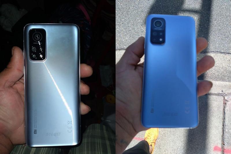 Xiaomi Mi 10T Pro foto's