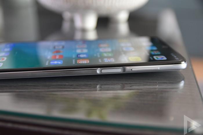 Xiaomi Redmi Note 9 Pro vingerafdrukscanner