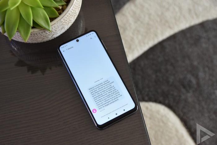 Xiaomi Redmi Note 9 Pro SMS