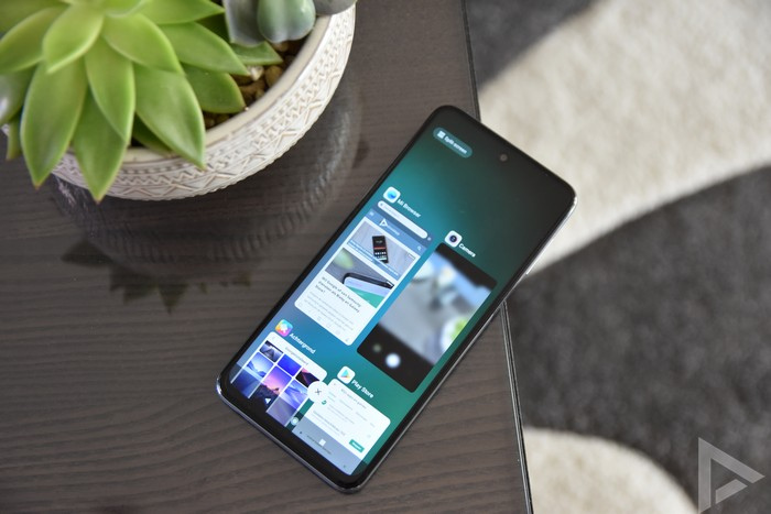 Xiaomi Redmi Note 9 Pro Multitasking