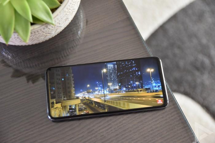 Xiaomi Redmi Note 9 Pro display