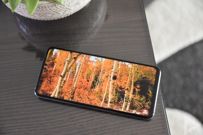 Xiaomi Redmi Note 9 Pro beeldscherm