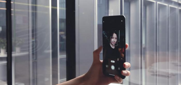 Xiaomi brengt volgend jaar smartphone uit met front-camera achter scherm