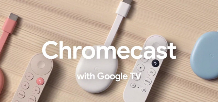 Google toont nieuwe Chromecast met Google TV en afstandsbediening