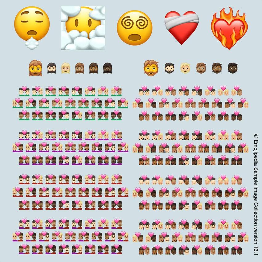 Emoji 13.1