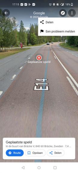 Google Maps Street View vervagen