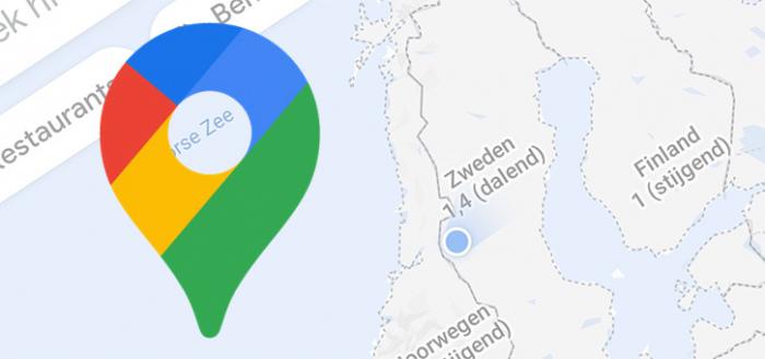 Google Maps voegt COVID-laag toe aan app: dit kun je ermee