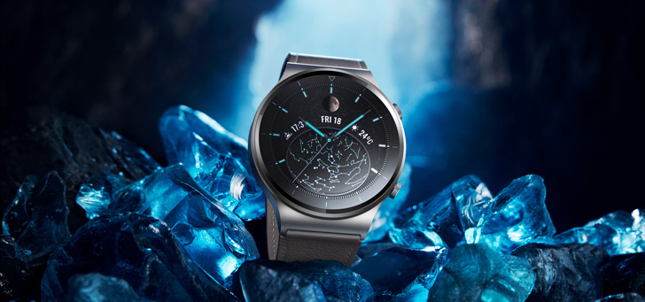 Huawei presenteert Watch GT 2 Pro, Watch Fit en FreeBuds Pro
