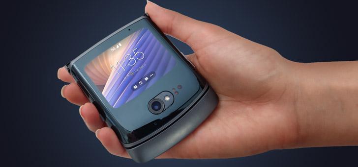 Motorola Razr 5G 2020 header
