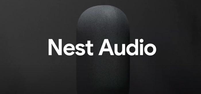 Google Nest Audio aangekondigd: alles voor de beste geluidskwaliteit