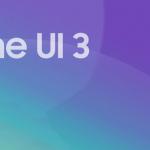 Samsung One UI 3.0 header