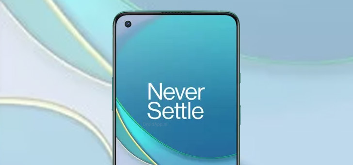 OnePlus 8T: officiële wallpapers nu te downloaden