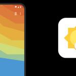 OnePlus deelt afbeeldingen van nieuwe Weer-app in OxygenOS 11