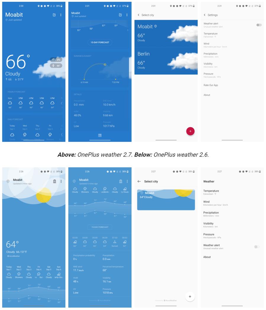 OnePlus Weer 2.7