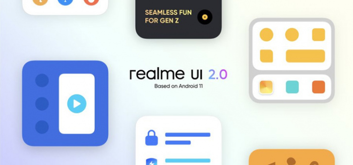 Realme kondigt eigen Realme UI 2.0 skin aan: dit is er verbeterd