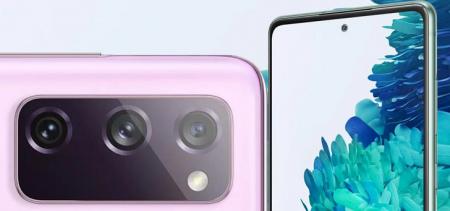 Wallpapers Samsung Galaxy S20 FE uitgelekt: download ze alle 8