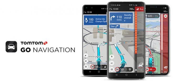 TomTom en Huawei werken samen: Go Navigation app nu beschikbaar