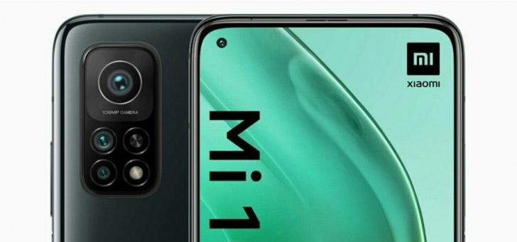 Xiaomi Mi 10T en Mi 10T Pro duiken op in persfoto's