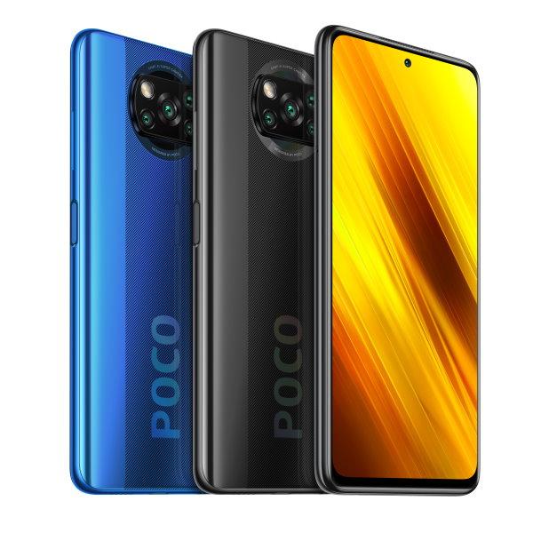 POCO X3 NFC kleuren