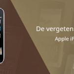 De vergeten smartphone: Apple iPhone 3G