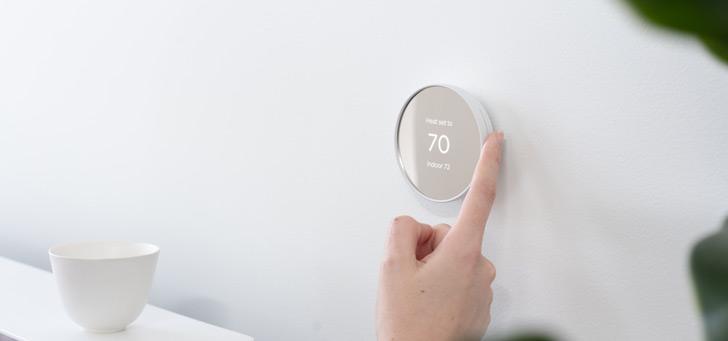 Google lanceert nieuwe, betaalbare Nest Thermostaat in 4 kleuren