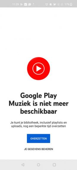 Google Play Music offline