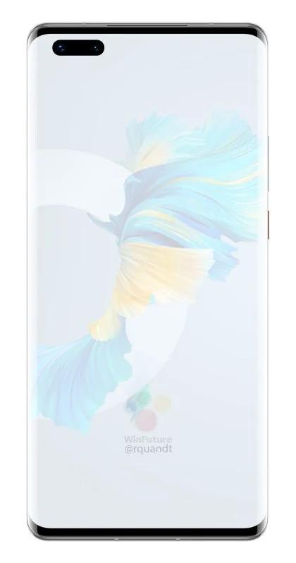 Huawei Mate 40 Pro voor