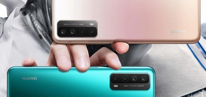 Huawei brengt stilletjes 'Huawei P Smart 2021' uit met 5000 mAh accu (UPDATE)