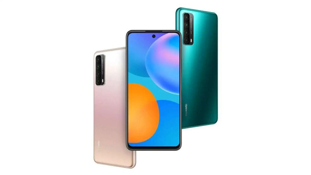 Huawei P Smart 2021 kleuren