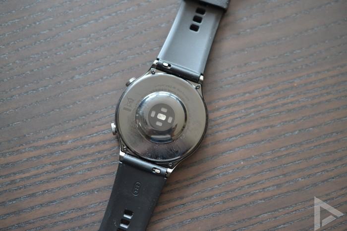 Huawei Watch GT 2 Pro achterkant