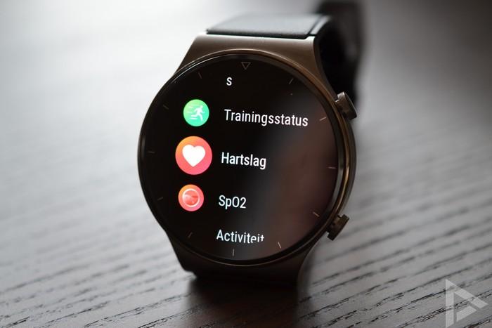 Huawei Watch GT 2 Pro workout