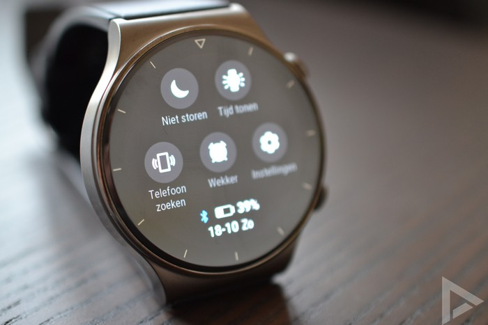 Huawei Watch GT 2 Pro notificaties