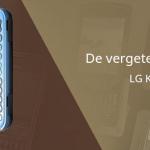 De vergeten telefoon: LG KS360