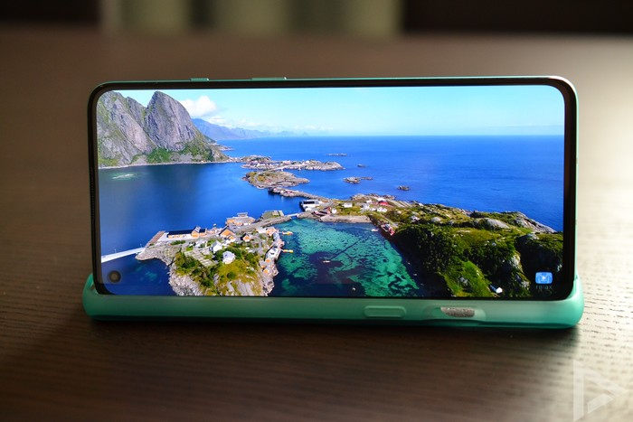 OnePlus 8T display kwaliteit
