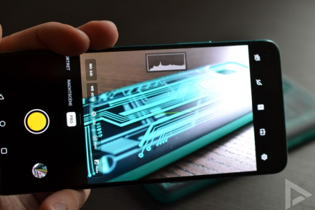 OnePlus 8T pro-camera