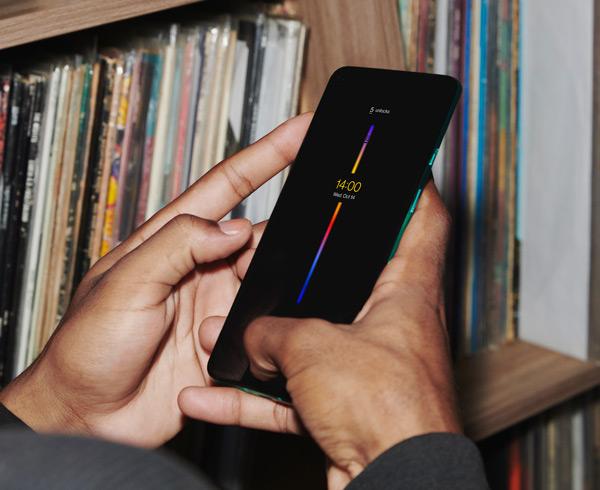 OnePlus 8T Always On Display
