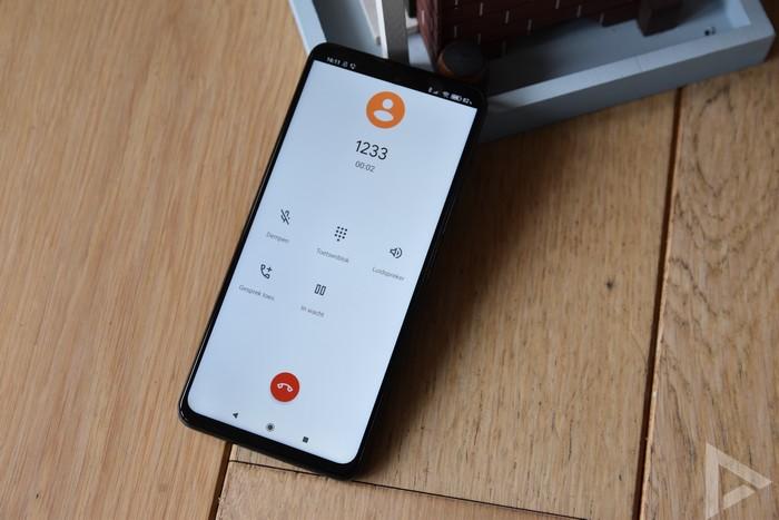 Poco X3 NFC dialer
