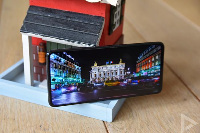 Poco X3 NFC beeldscherm