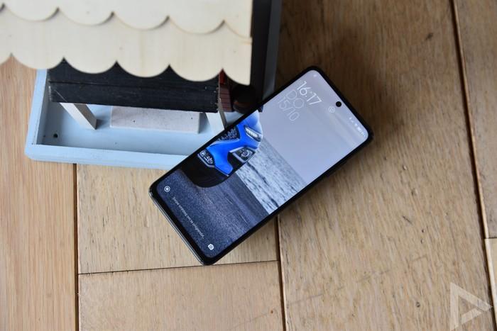 Poco X3 NFC vergrendelscherm