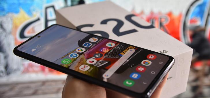 Nieuwe update wordt uitgerold voor de Samsung Galaxy S20 FE (update: ook S20-serie)