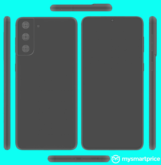 Samsung Galaxy S30 S21 Ultra render