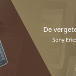 De vergeten telefoon: Sony Ericsson W508