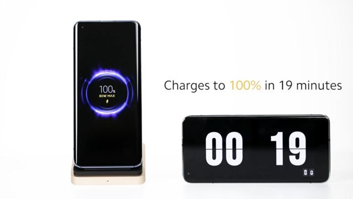 Xiaomi 80W Wireless Charging