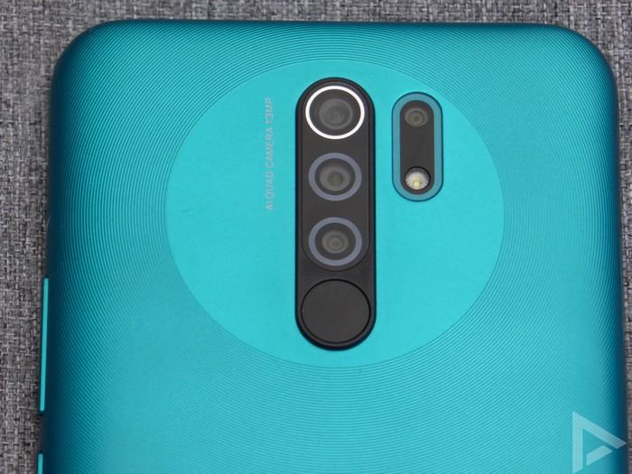 Xiaomi Redmi 9 camera